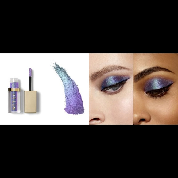 szczegółowe obrazy ceny odprawy tanie jak barszcz Stila Glitter & Glow Liquid Eye Shadow NWT